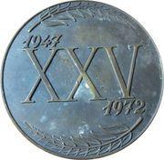 Medal - Tractores de Portugal S.A.R.L – reverse