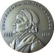 Medal - Professora Amalia Luazes – obverse