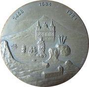 Medal - Paroquia de Na. Senhora das Angustias – reverse