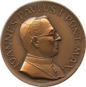 Medal -  Ioannes Paulus I – obverse