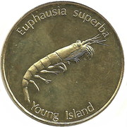 2 Dollars (Young island) – reverse