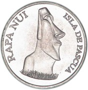 1000 Pesos (Ancient Alphabet) – obverse