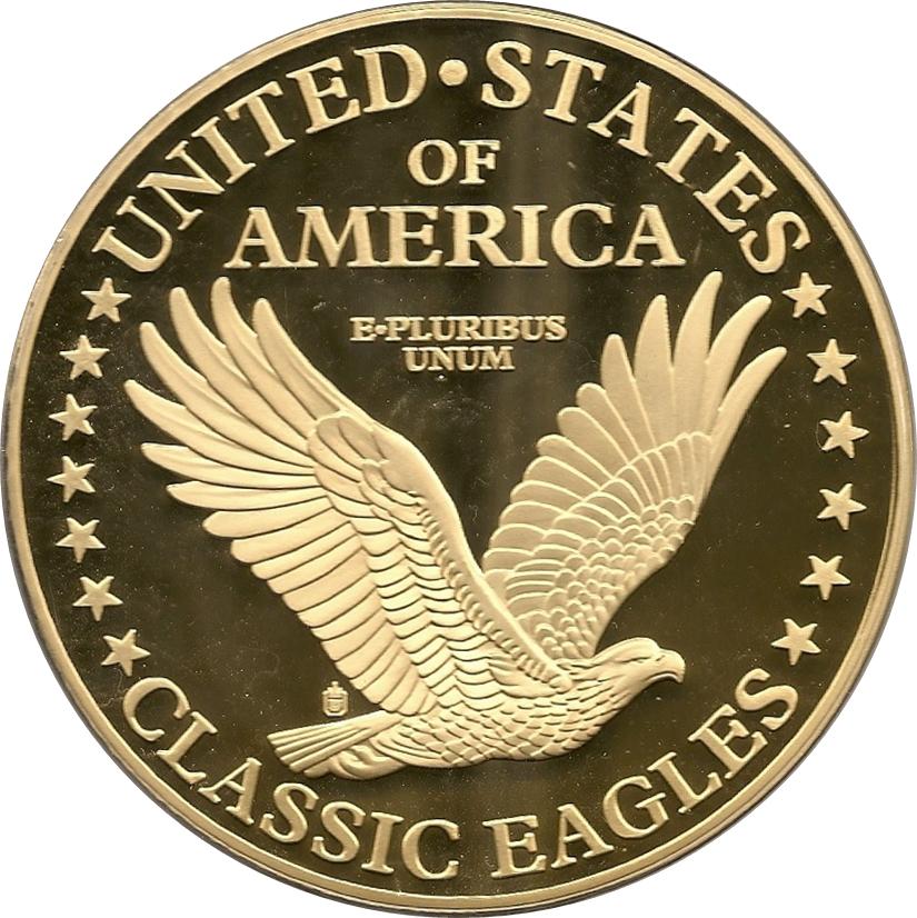 1849 Gold Double Eagle Medal Exonumia Numista