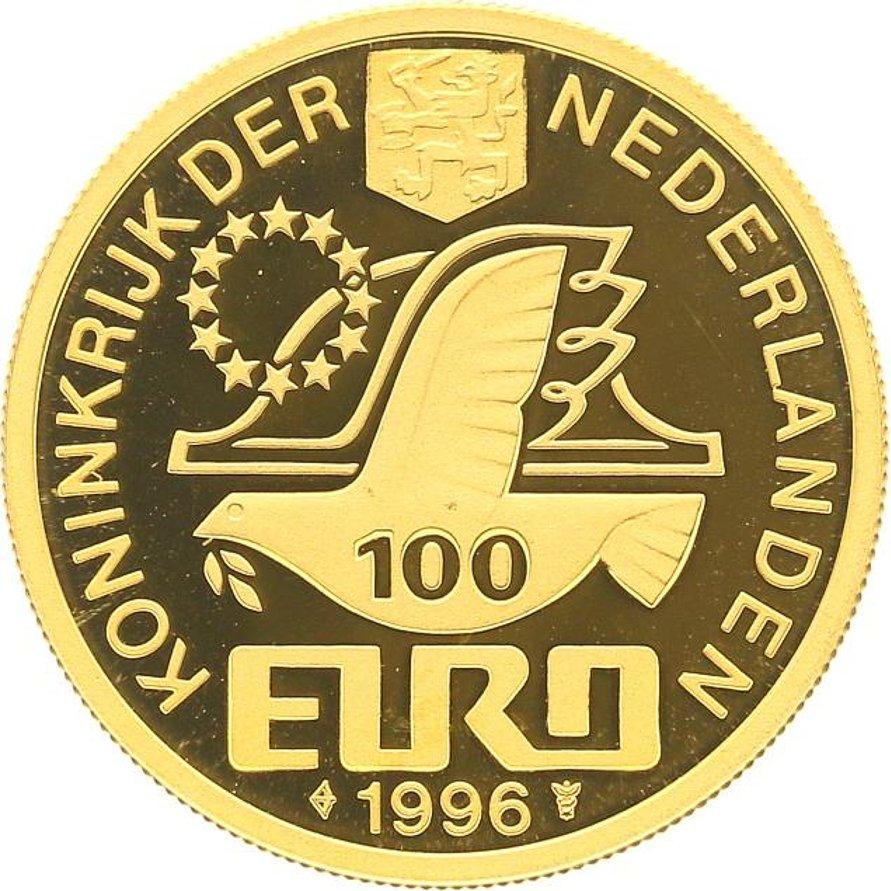 100 Euro - Beatrix (Willem Barentsz) - ** Exonumia ** – Numista