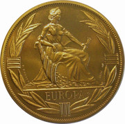 ECU (Europa; 10 countries) – obverse