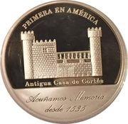 1 Onza Plata (Mexico Mint 475th Anniversary) – obverse