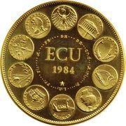 ECU (Europa; 10 countries) – reverse