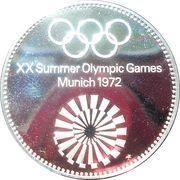 Munich Olympics - Swimming – reverse