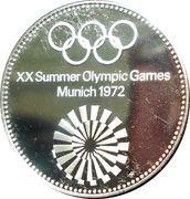 Munich Olympics - Rowing – reverse