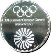 Munich Olympics - Canoe Slalom – reverse