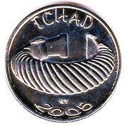 1500 Francs / 1 Africa – obverse