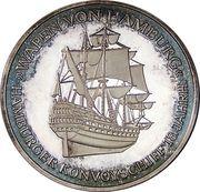 """Medal - City Hamburg """"Wapen von Hamburg"""" – obverse"""