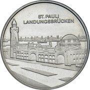 Medal - St Pauli (Hamburg) – obverse