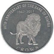 1 Crown – obverse