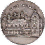 medaille musi sacrum – obverse