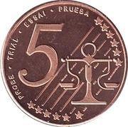5 (Andorra Euro Fantasy Token) – reverse