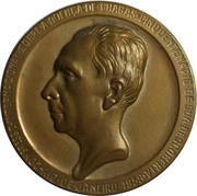 Medal - Carlos Chagas (Rio de Janeiro 1959) – obverse