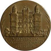 Medal - Carlos Chagas (Rio de Janeiro 1959) – reverse