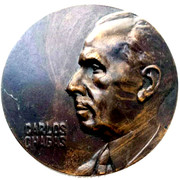 Medal - Carlos Chagas (Minas Gerais 1959) – obverse