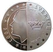 5 E (Sweden Euro Fantasy Token) – obverse