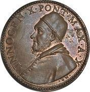 Capitoline Palace - Pope Innocent X – obverse