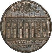 Capitoline Palace - Pope Innocent X – reverse