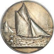 Medal - Saint Tropez regatta – obverse