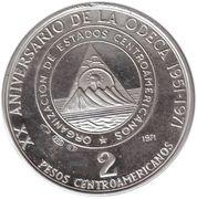 2 Pesos – obverse