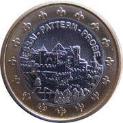 1 Europ (Andorra Euro Fantasy Token) – obverse