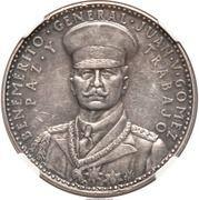 5 Bolivares (General Juan Vicente Gómez Chacón) – reverse