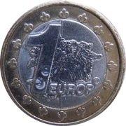 1 Europ (Andorra Euro Fantasy Token) – reverse