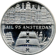 2 ECU - Beatrix (Sail '95 Amsterdam - Amsterdam) -  reverse