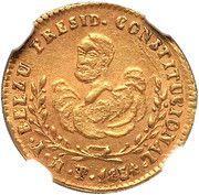 Medal - Manuel Isidoro Belzu - Proclamation – obverse