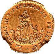 Medal - Manuel Isidoro Belzu - Proclamation – reverse