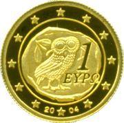 5 Dollars (Euro-motive of Greece) – reverse