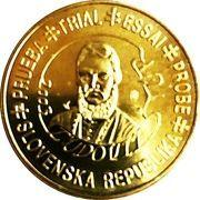 20 Cent (Slovakia Euro Fantasy Token) – obverse