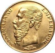 Medal - Maximilian – obverse