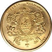 Medal - Maximilian – reverse