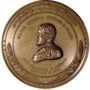 Medal - Ulysses S. Grant – obverse