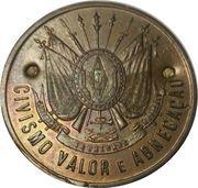 Medal - Pela Consolidação da República - Civismo Valor e Abnegação – obverse