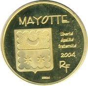 20 Euro (Mayotte Euro Fantasy Token) – obverse