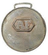 Medal - Abdulla Fouad – reverse