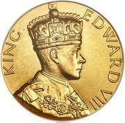Medal - Edward VIII (Abdication) – obverse