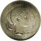 1 Dollar - Victoria Kaʻiulani (Reginald Huth Pattern) – obverse
