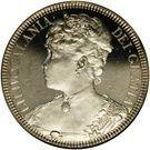 1 Dollar - Liliʻuokalani (Reginald Huth Pattern) – obverse