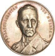 Medal - WWI Fregattenkapitän Karl von Müller – obverse