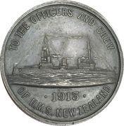HMS New Zealand – reverse
