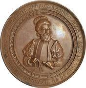 Medal - First expedition to Santa Maria de la Mar Dulce by Vicente Yáñez Pinzón – obverse