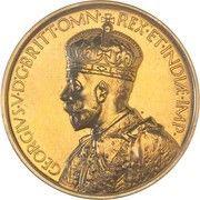 Medal - George V (Royal Australian Naval College) – obverse