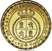Medal - Ferdinand VII (Proclamation; Zamora) – obverse